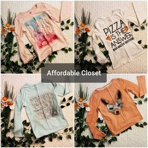 •Long-sleeved T-shirts• THE CHILDRENS PLACE